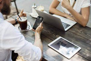 Online-Versicherungsmakler